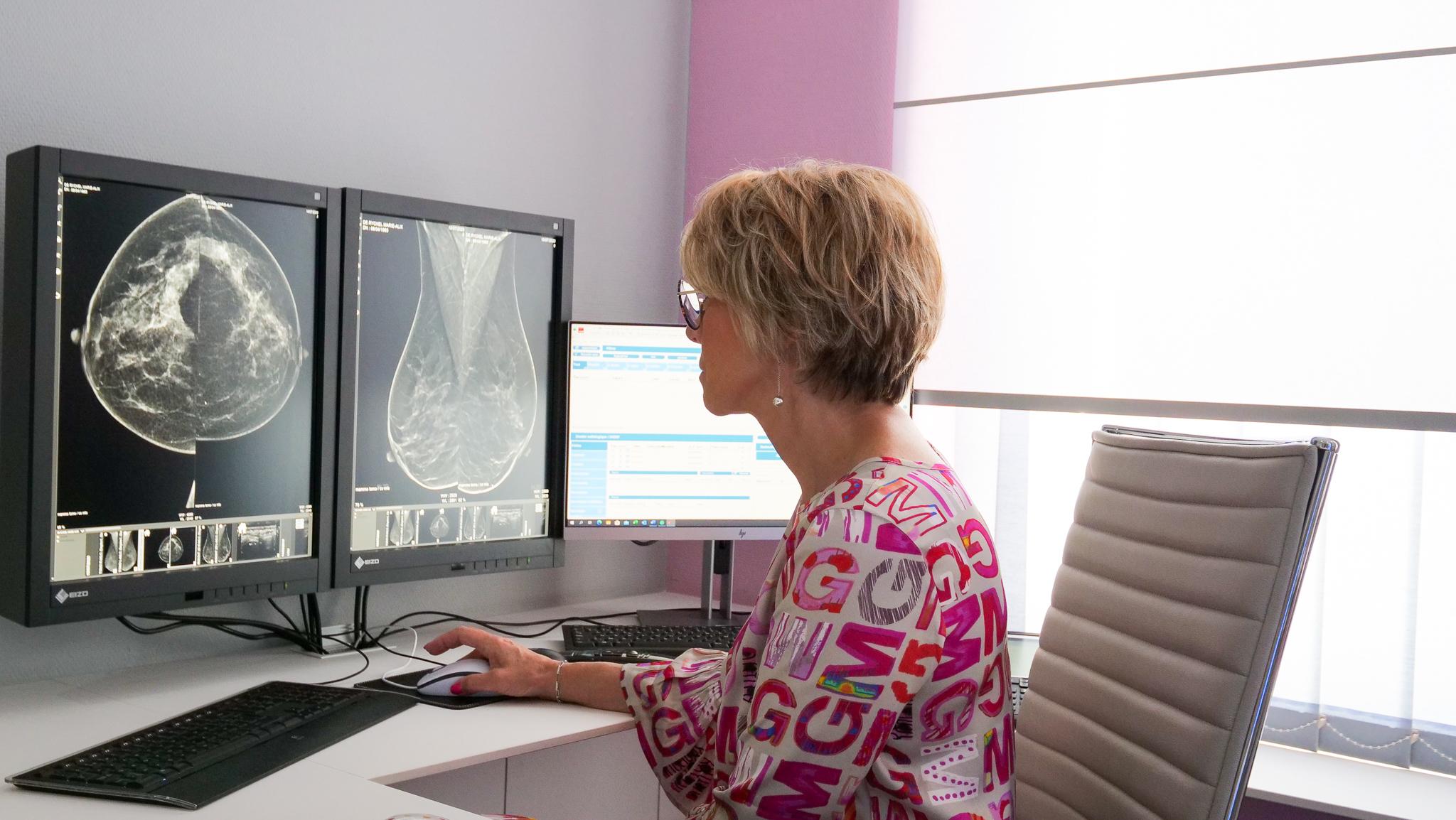mammographie brabant wallon